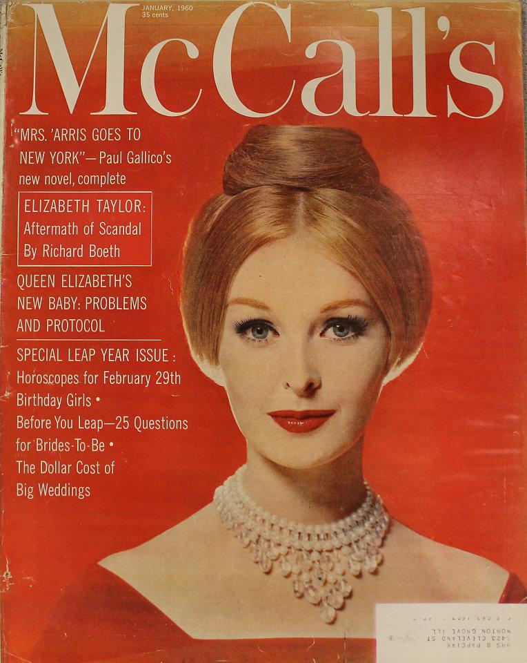 McCall's Vol. LXXXVII No. 4