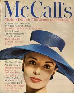 McCall's Vol. LXXXVII No. 6 Magazine