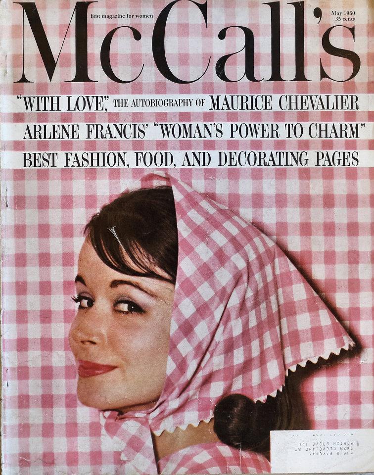 McCall's Vol. LXXXVII No. 8
