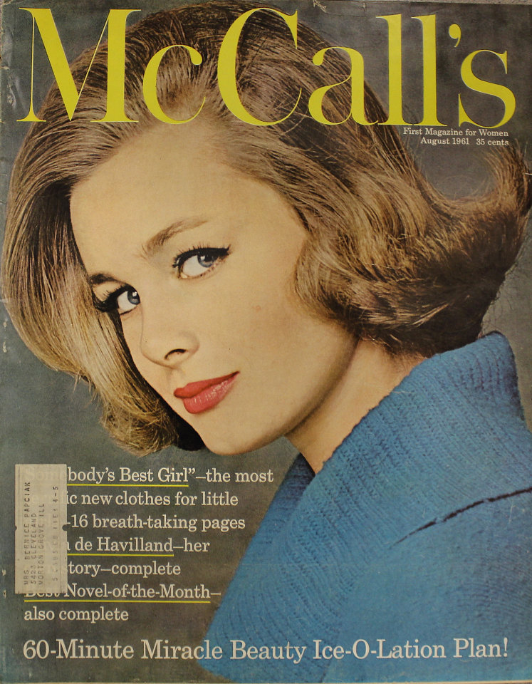 McCall's Vol. LXXXVIII No.11