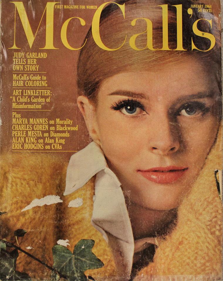 McCall's Vol. XCI No. 4