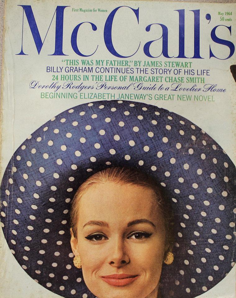 McCall's Vol. XCI No. 8