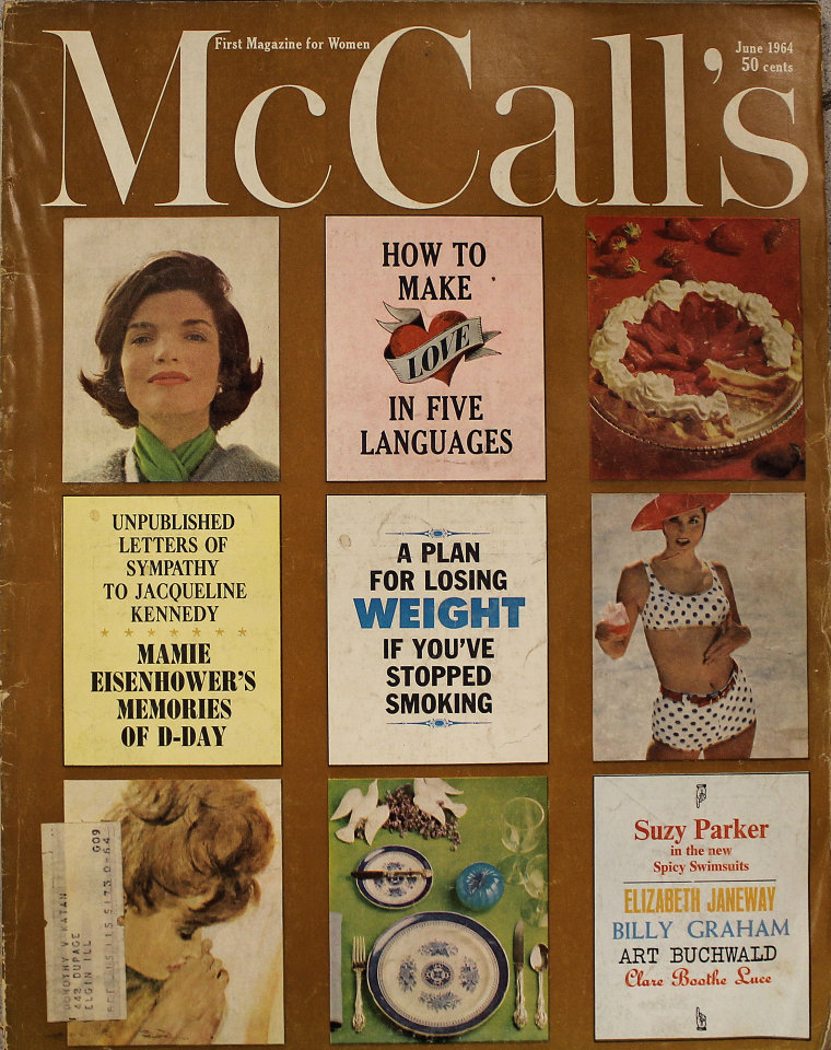 McCall's Vol. XCI No. 9