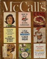 McCall's Vol. XCI No. 9 Magazine