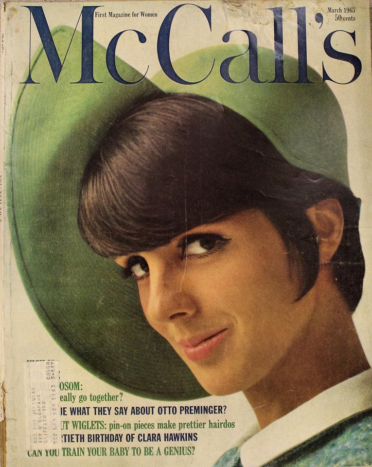 McCall's Vol. XCII No. 6