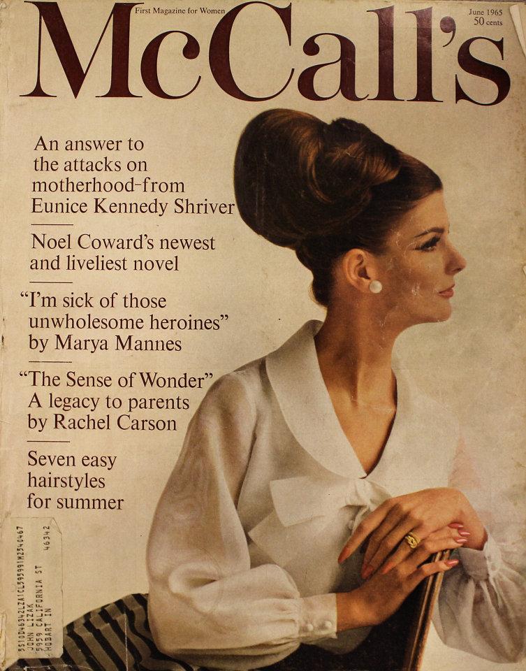 McCall's Vol. XCII No. 9