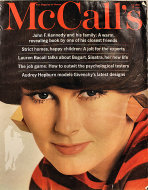 McCall's Vol. XCIII No. 10 Magazine