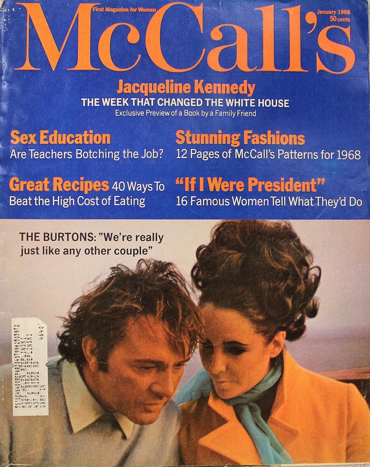 McCall's Vol. XCV No. 4