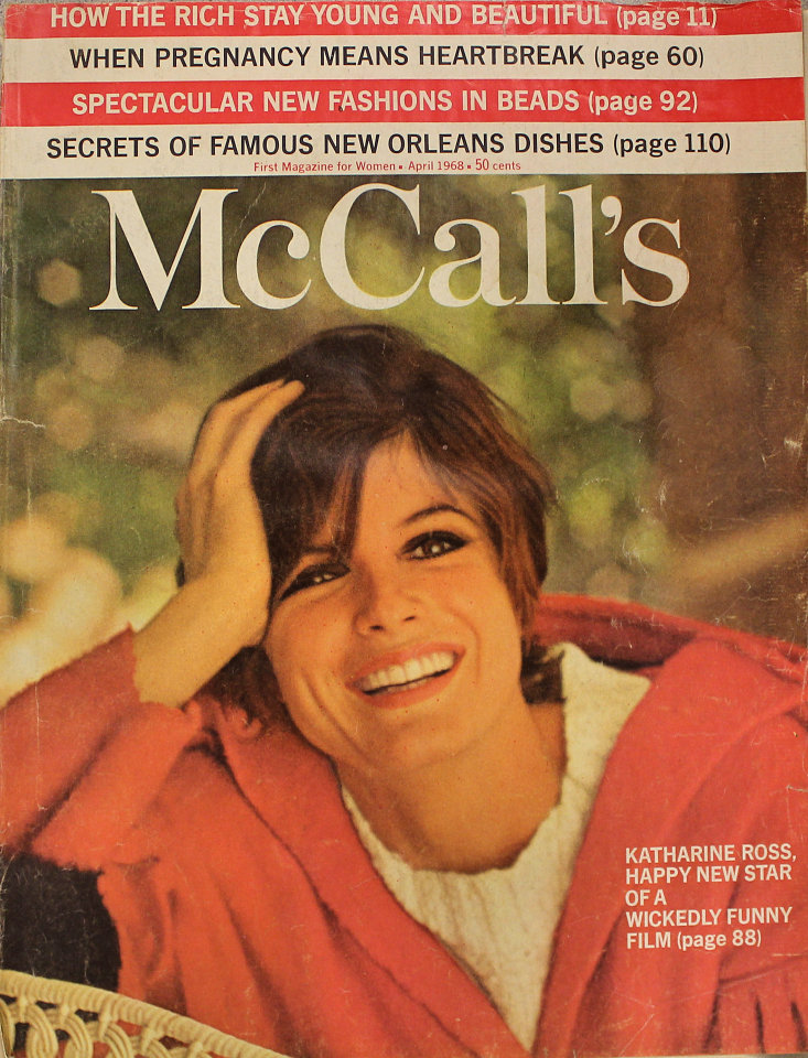McCall's Vol. XCV No. 7