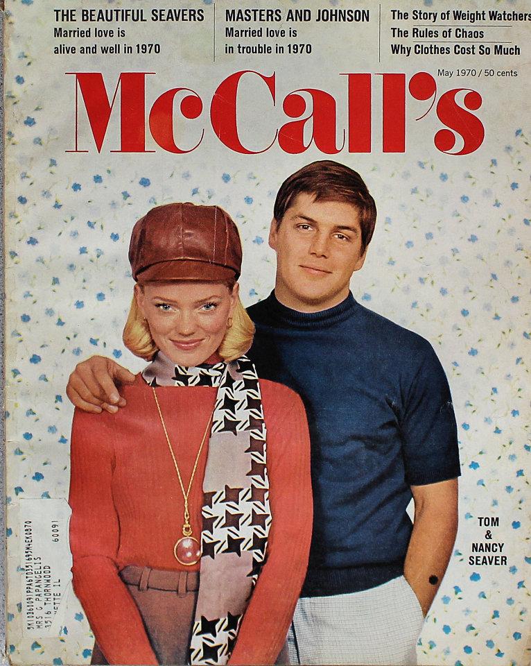 McCall's Vol. XCVII No. 8