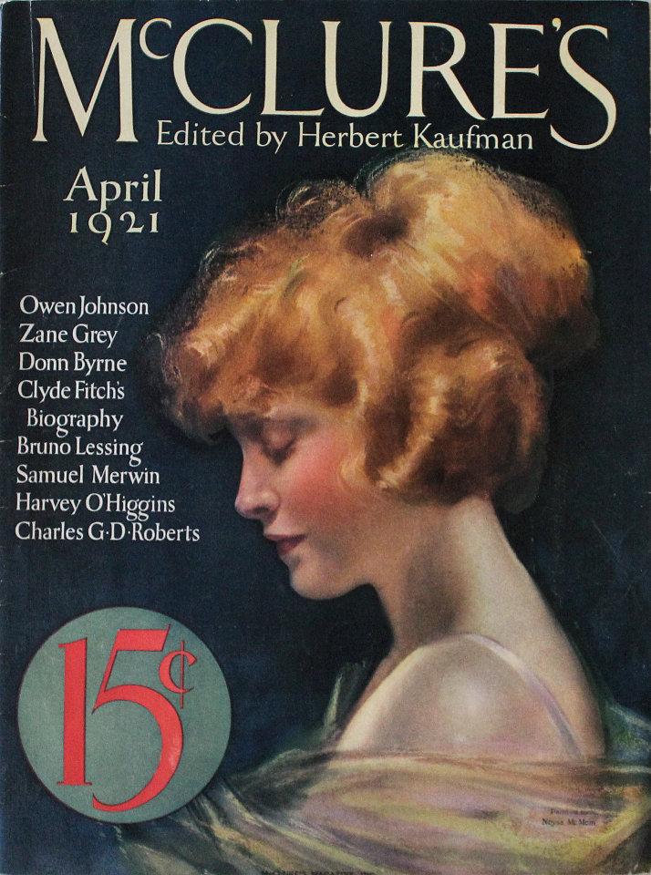 McClure's Vol. 53 No. 4