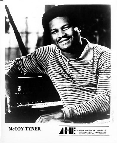 McCoy Tyner Promo Print