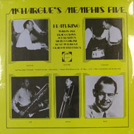"""McHargue's Memphis Five Vinyl 12"""" (New)"""