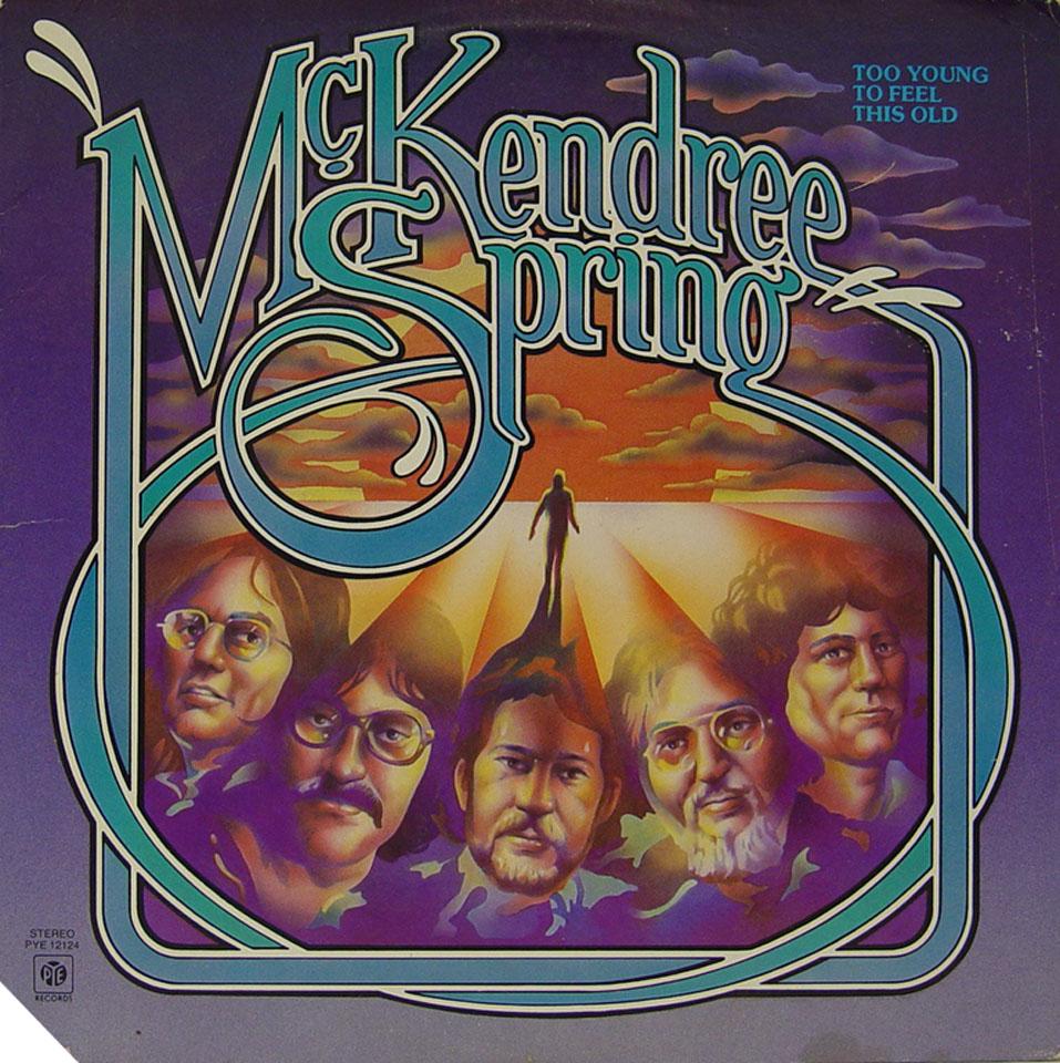 """McKendree Spring Vinyl 12"""" (Used)"""