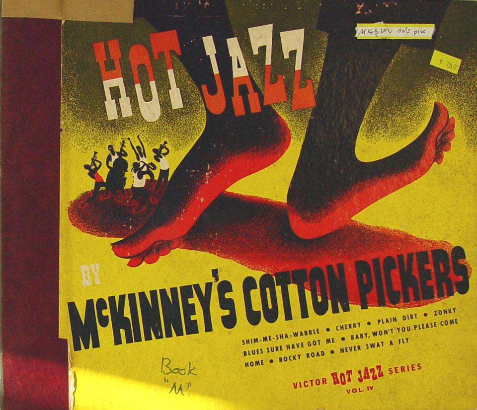 McKinney's Cotton Pickers 78