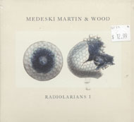 Medeski Martin & Wood CD