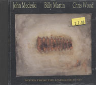 Medeski / Martin / Wood CD