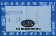 Media Backstage Pass
