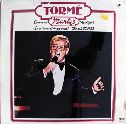 """Mel Torme Vinyl 12"""" (New)"""