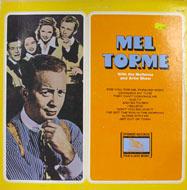 """Mel Torne Vinyl 12"""" (Used)"""