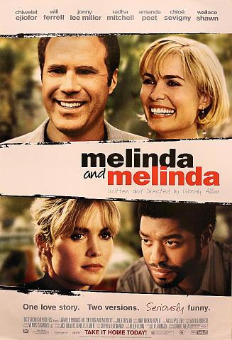 Melinda & Melinda Poster