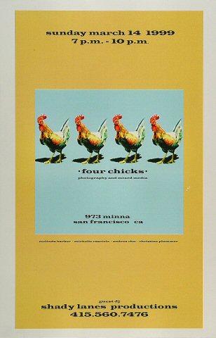 Melinda Barker Poster