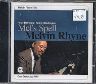 Melvin Rhine CD