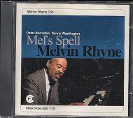 Melvin Rhyne Trio CD