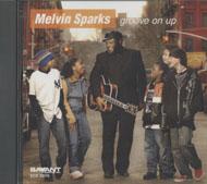 Melvin Sparks CD