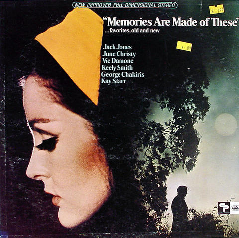 "Memories Are Made Of These Vinyl 12"" (Used)"