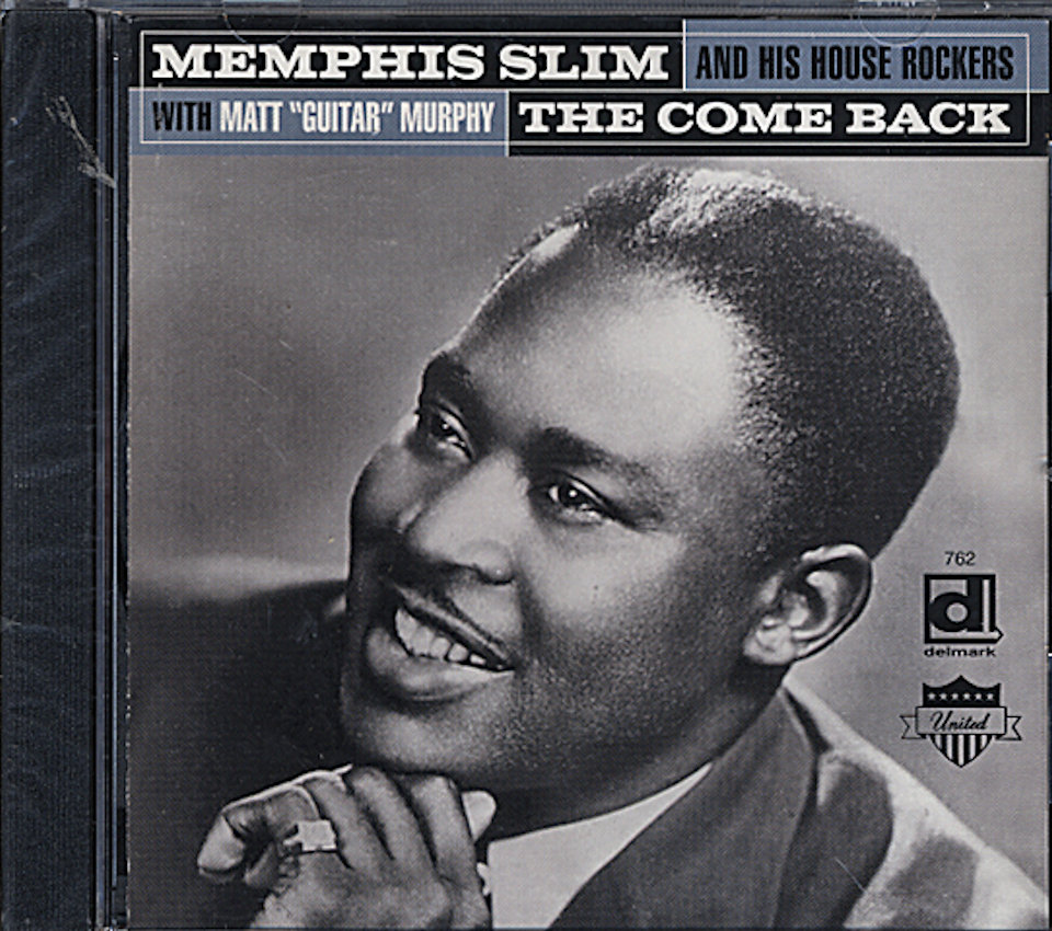 Memphis Slim and His House Rockers CD
