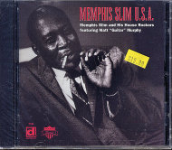 Memphis Slim and His House Rockers CD