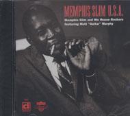 Memphis Slim & His Houserockers CD