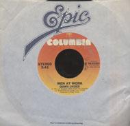 """Men at Work Vinyl 7"""" (Used)"""