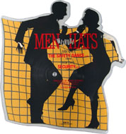 """Men Without Hats Vinyl 7"""" (Used)"""