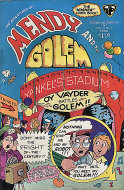 Mendy and the Golem Vol. 2 No. 1 Comic Book