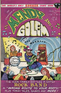 Mendy and the Golem Vol. 2 No. 2 Comic Book