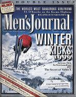Men's Journal Magazine December 1998 Magazine