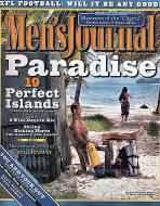 Men's Journal Magazine February 2001 Magazine