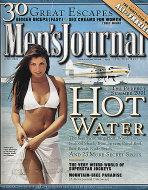Men's Journal Magazine June 2001 Magazine