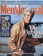 Men's Journal Magazine May 2003 Magazine