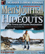 Men's Journal Magazine May 2004 Magazine