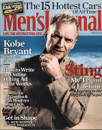 Men's Journal  Nov 1,2003 Magazine