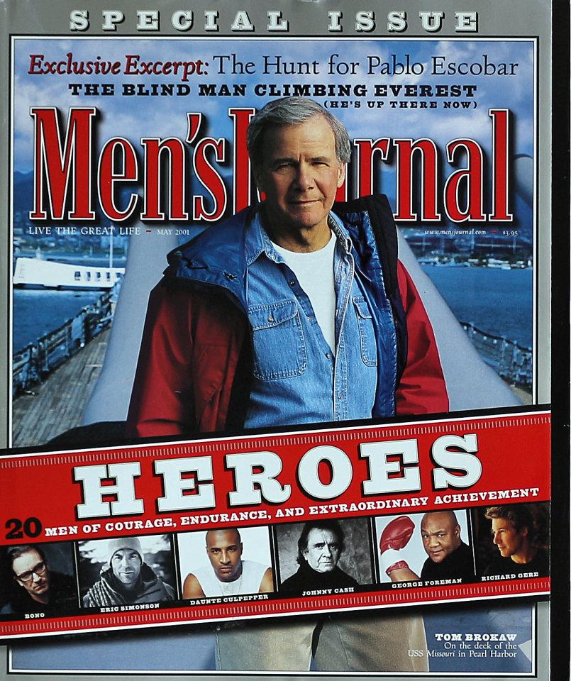Men's Journal Vol. 10 No. 4