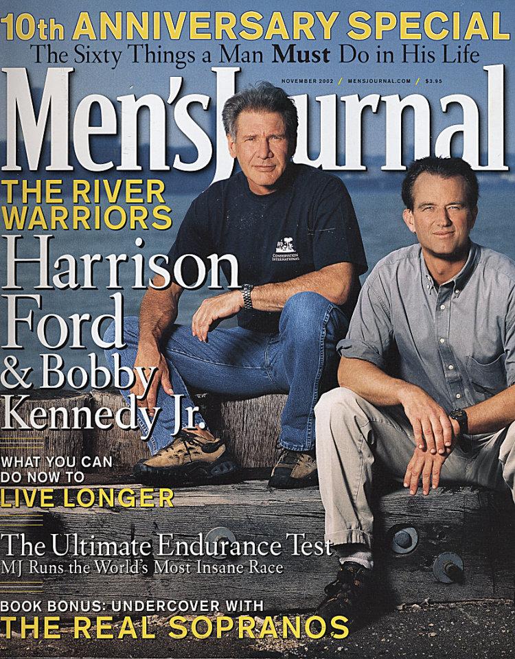 Men's Journal Vol. 11 No. 10