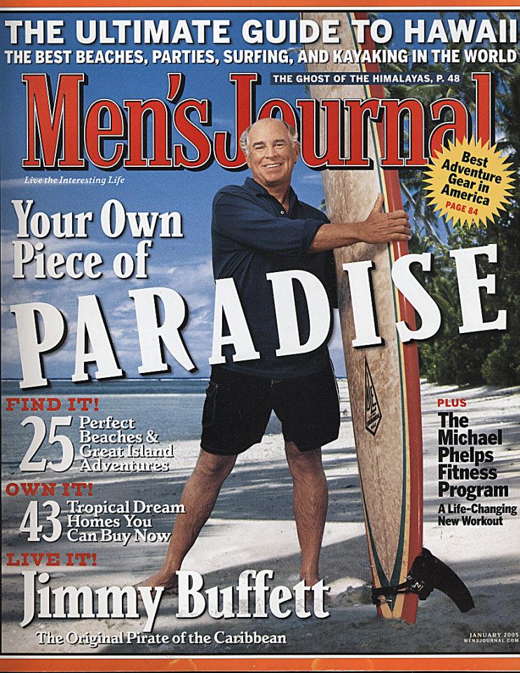Men's Journal Vol. 13 No. 12