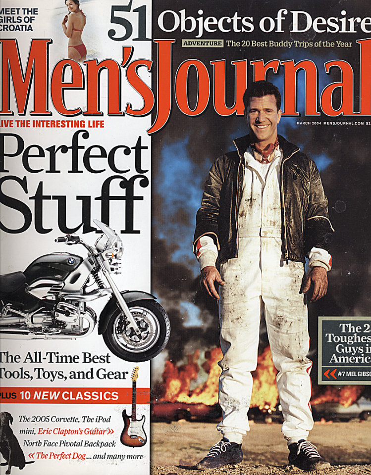 Men's Journal Vol. 13 No. 2