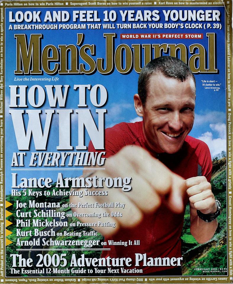 Men's Journal Vol. 14 No. 1