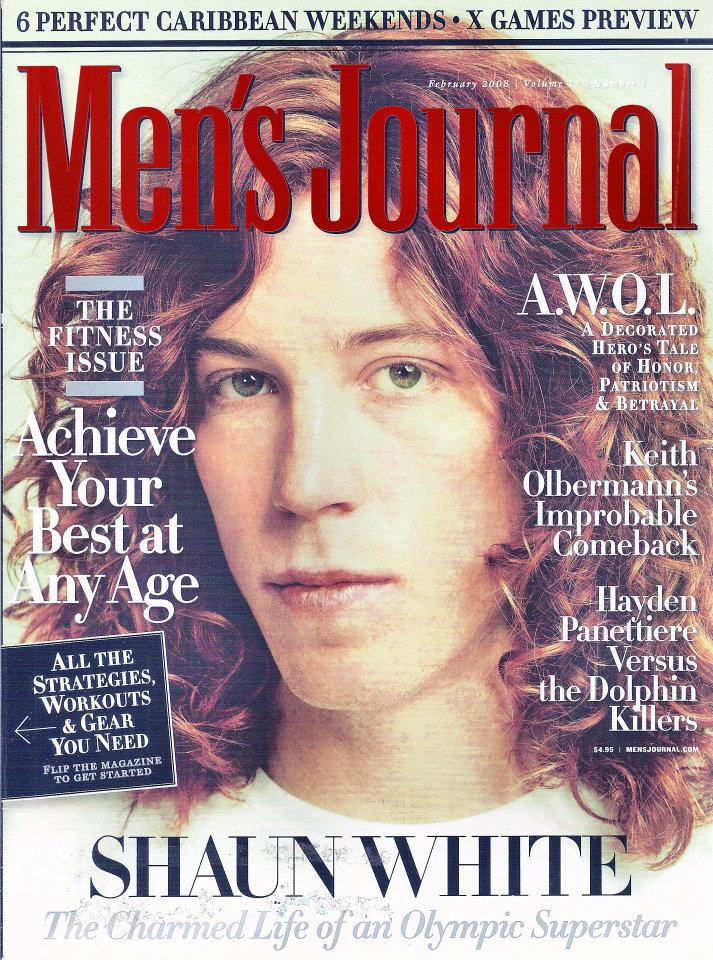 Men's Journal Vol. 17 No. 1