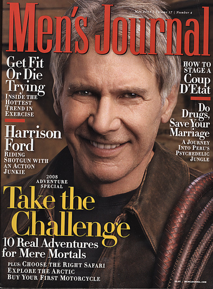 Men's Journal Vol. 17 No. 4